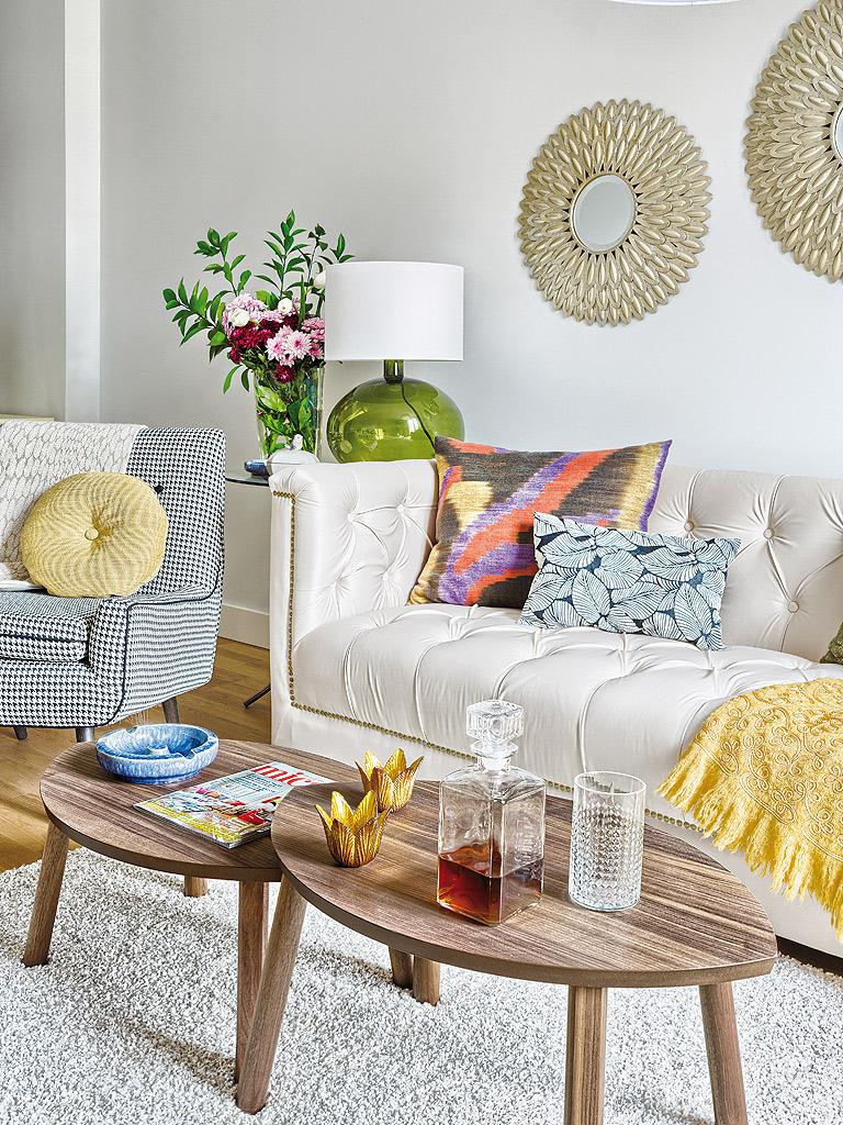 Trucos para decorar bien la casa revista aia - Decoraciones de salones de casa ...