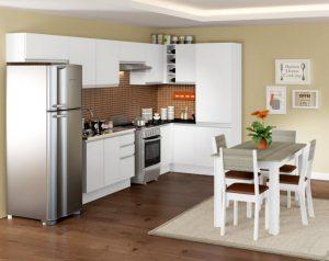 Sofisticados diseños de muebles para la cocina con el sello de ...